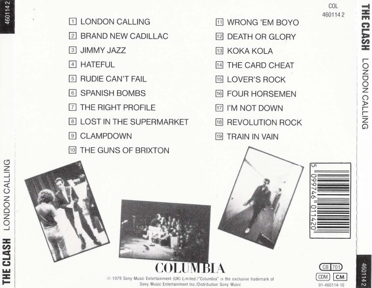 LC CD back