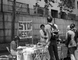 westway protests