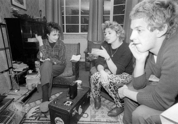 Siouxsie Steve Viv