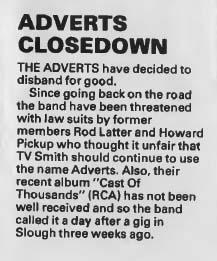 adverts closedown