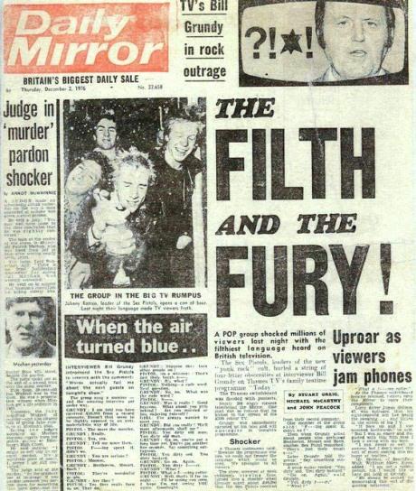 Filth & The Fury
