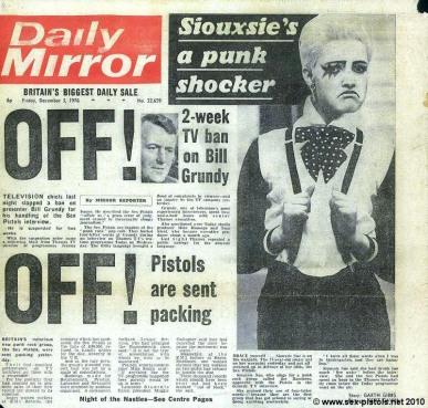 Sioux Punk Shocker