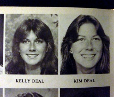 Yearbook Kelley and Kim
