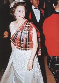 queen tartan