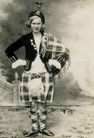 victorian tartan