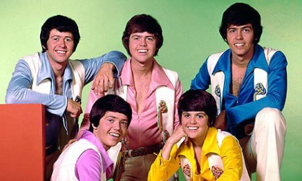 Osmonds smiling